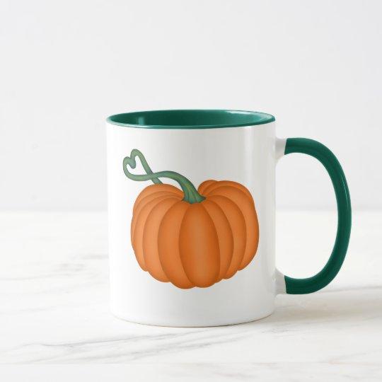 Pumpkin Love Mug