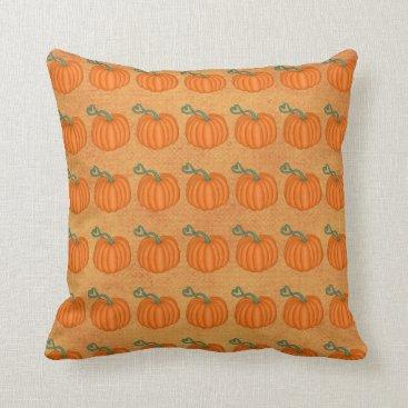 Halloween Themed Pumpkin  Love Pillow