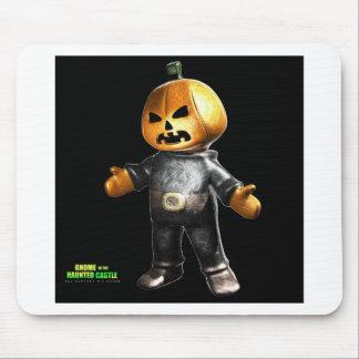 Pumpkin Man Mouse Pad