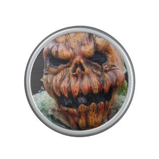 Pumpkin Man, Run Away - Photograph Speaker