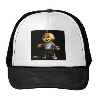 Pumpkin Man Trucker Hat
