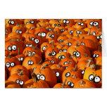 pumpkin mania card