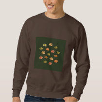 Pumpkin Men's Basic Sweatshirt