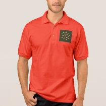 Pumpkin Men's Polo Shirt