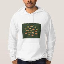 Pumpkin Men's Pullover Hoodie