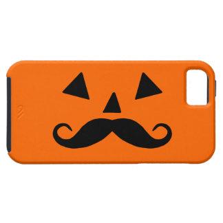 Pumpkin Moustache iPhone SE/5/5s Case