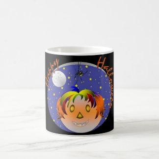 Pumpkin Mug on the spectrum
