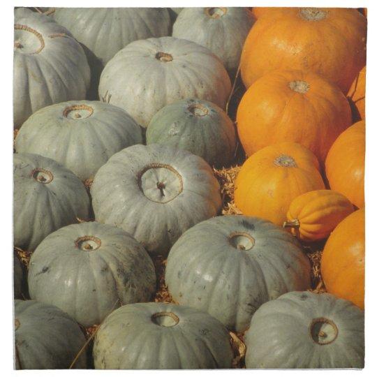 Pumpkin napkins