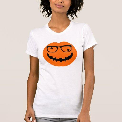 Pumpkin nerd tshirt