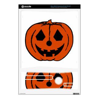 PUMPKIN PAL (Halloween Jack-O-Lantern) ~ Decals For Xbox 360 S