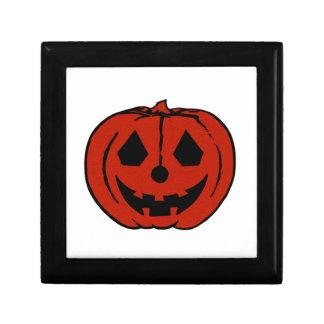 PUMPKIN PAL (Halloween Jack-O-Lantern) ~~ Jewelry Box