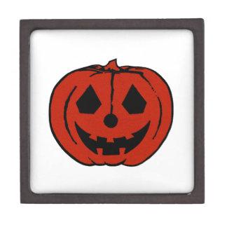 PUMPKIN PAL (Halloween Jack-O-Lantern) ~~ Premium Jewelry Boxes
