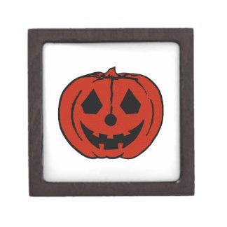 PUMPKIN PAL (Halloween Jack-O-Lantern) ~~ Premium Keepsake Box