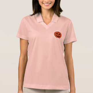PUMPKIN PAL (Halloween Jack-O-Lantern) ~ Polo T-shirt