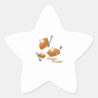 Pumpkin Paradise Sticker