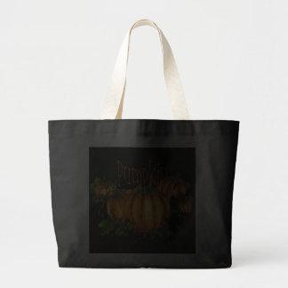 PUMPKIN PATCH! by SHARON SHARPE Canvas Bags