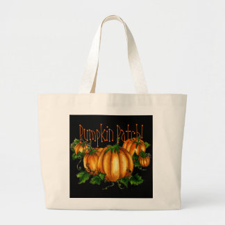 PUMPKIN PATCH! by SHARON SHARPE Tote Bags