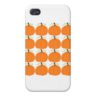 Pumpkin Patch Covers For iPhone 4