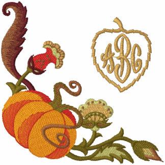 Pumpkin Patch - Customize Monogram