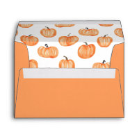 Pumpkin Patch Envelope
