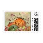 Pumpkin Patch Fall Season Postage