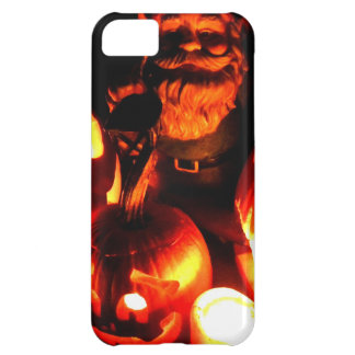 Pumpkin Patch Gnome IV Case For iPhone 5C