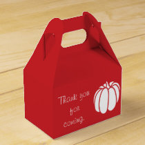 Pumpkin Patch in Cherry Favor Box