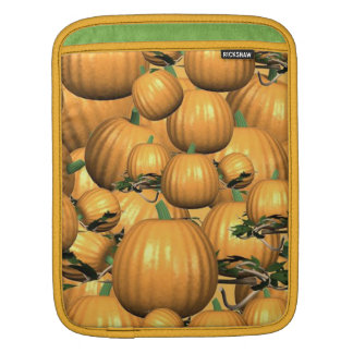 Pumpkin Patch iPad Sleeve
