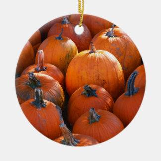 Pumpkin Patch Ornaments