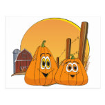 Pumpkin Patch Post Cards
