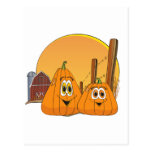 Pumpkin Patch Postcards