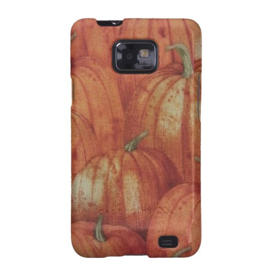Pumpkin Patch Samsung Galaxy SII Case