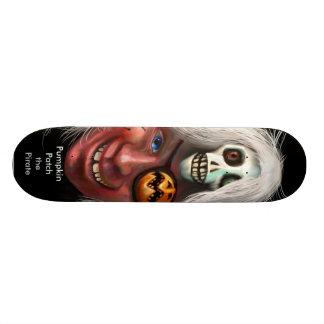 Pumpkin patch the Pirate Skateboard