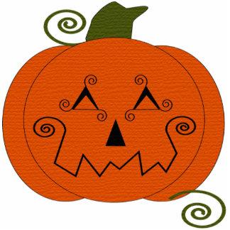 Pumpkin Patchwork Ornament