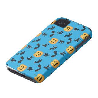 Pumpkin Pattern Case-Mate iPhone 4 Cases