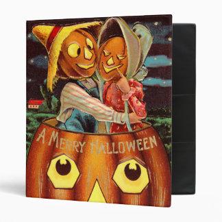 Pumpkin People Binder