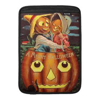 Pumpkin People MacBook Sleeve