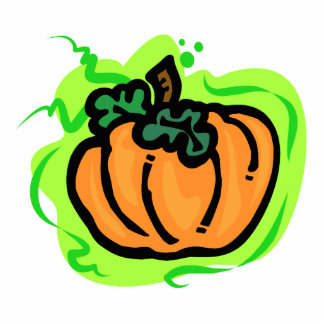 Pumpkin Acrylic Cut Outs