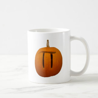 Pumpkin Pi Coffee Mug
