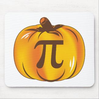 Pumpkin Pi - Happy Halloween Mouse Pad