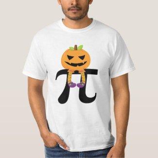 Pumpkin Pi Jack o Lantern Halloween Math Humor
