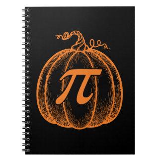 Pumpkin Pi Notebook