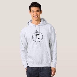Pumpkin Pi (pie) Mathematics Humour Hoodie