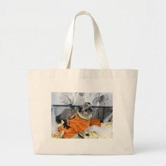 Pumpkin Pi Pug Bag