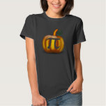 Pumpkin pi t shirt