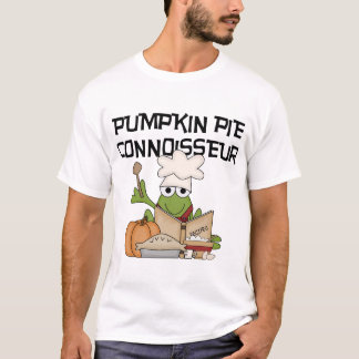 Pumpkin Pie Connoisseur Tshirts and Gifts