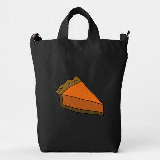 Pumpkin Pie Duck Bag