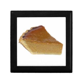 Pumpkin Pie Jewelry Box