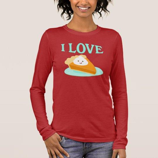 Pumpkin Pie Love T-Shirt