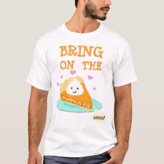 Pumpkin Pie Lover T-Shirt